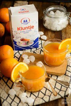 Orangenpunsch mit Kluntje
