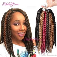 Wholesale 2016 12 & # & # Box Hair Braids / Pack Crochet Box Of Freetress Bra Freetress Crochet Box Braids, Short Crochet Braids, Senegalese Twist Braids, Micro Braids, Crochet Hair, Box Braids Hairstyles, Try On Hairstyles, Winter Hairstyles, Braid In Hair Extensions