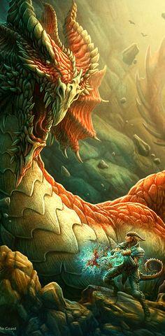 Dragon Legendary Boon by *kerembeyit on deviantART