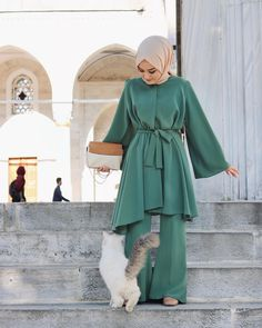 Affordable prices on new tops, dresses, outerwear and more. Modern Hijab Fashion, Abaya Fashion, Modest Fashion, Fashion Dresses, Casual Summer Dresses, Modest Dresses, Modest Outfits, Dress Outfits, Dress Casual