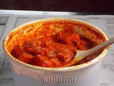 Kudpiraj's Garam Tawa: Karmbi Nonche/Cut Raw Mango Pickle in Brine