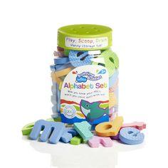 Bathtime Buddies  Alphabet Set
