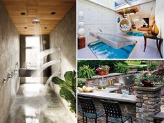 Everyone has a dreaming house, and everyone has ideas on cool things to have in their dream home. We have gathered a bunch of crazy things that you will need in your dream house. Take a look, Outdoor Kitchen, Balcony Pool, outdoor movie theater,Hidden Rooms… what is your favorite? 1. Bean Bag Chair + Hammock […]