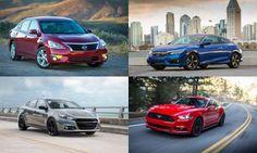 Nissan North America, © FCA US, © American Honda, © Ford Motor Company