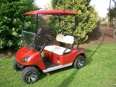 Beckers Golf Cart Handel -   - Ligier - Yamaha - WSM Mitsubishi - E-Z-GO - Club Car - WSM Mitsubishi MT1300  NEUFAHRZEUG Golf Cart / Golfcar