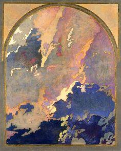 Augustus Vincent Tack: Far Reaches, 1930