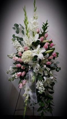 Roses, lillies, snaps, euclaptis