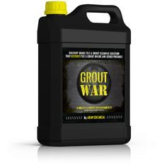 Grout War by Army Chemical