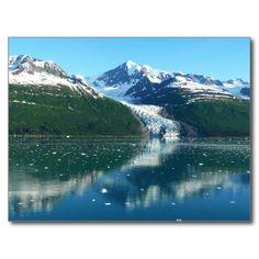 College Fjord I Scenic Alaska