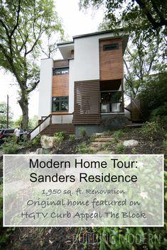 Modern Atlanta Home Tour 2014: Sanders Residence