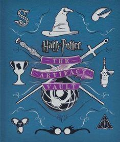 Harry Potter The Artifact Vault