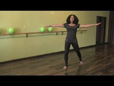 ▶ Dance Steps to Teach to a Beginning Jazz Class : Jazz Dance & More - YouTube
