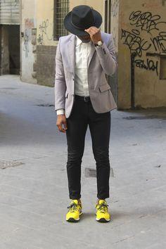 new balance | bright kick make the look street smart | mens style