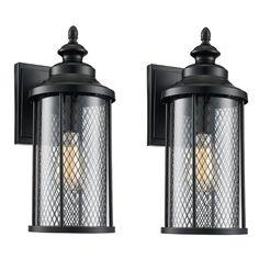 Baker 1-Light Outdoor Wall Lantern & Reviews | Joss & Main