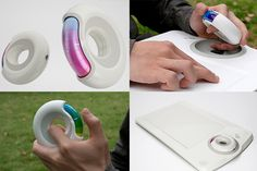 It looks like a normal graphic tablet, but Touch Color is designed for a very specific purpose: to allow the blind to draw. Conceived and designed by a group of Chinese students, Touch Color stopped…
