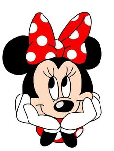 Clip art of Minnie Mouse winking under her sunglasses - cheese Disney Mickey Mouse, Mickey Mouse Kunst, Mickey Mouse E Amigos, Red Minnie Mouse, Mickey Mouse Cartoon, Mickey Mouse And Friends, Wallpaper Do Mickey Mouse, Disney Wallpaper, Minnie Mouse Drawing
