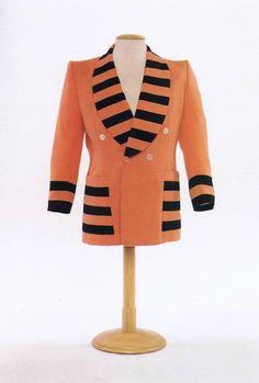 ' Line '  Elton John  Jacket designed by Tommy Nutter 1979