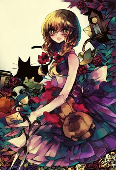 /Viola (Majo no Ie)/#1337774 - Zerochan | The Witch's House / 「魔女の家」/「nop」のイラスト [pixiv]