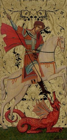 Golden Tarot of the Tsar -11