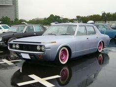 TOYOTA CROWN MS60 - RAT STYLE   Lowered, Slammed, JDM Toyota Crown, Nissan Silvia, Import Cars, Toyota Cars, Japan Cars, Sedans, Scion, Slammed, Old Cars