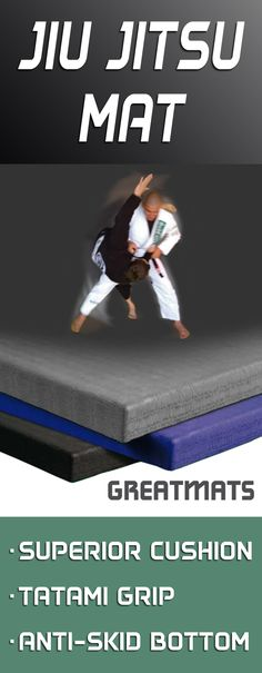 This traditional tatami mat is one of the highest quality mats used today for jiu jitsu.