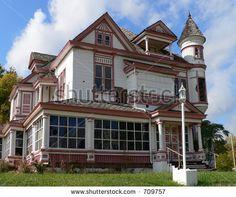 Abandoned Victorian House, Shreveport Louisiana