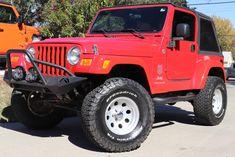 Used-2005-Jeep-Wrangler-X For Sale   Select Jeeps Inc. Jeep Wrangler For Sale, Luxury Car Dealership, Jeeps, Monster Trucks, Fan, Jeep, Fans