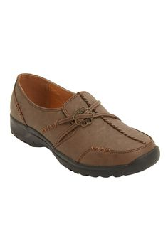 29cb2d27d25 Sienna Casual Slip-on by Comfortview® in Brown   Fullbeauty.com
