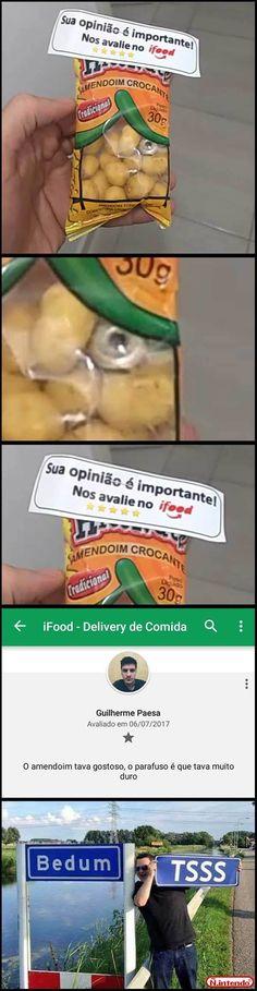 Avaliando O Amendoim