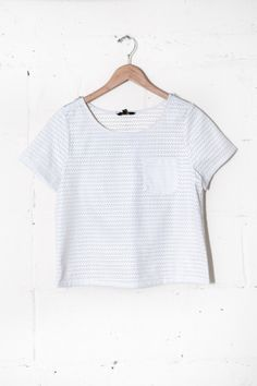 Perforated Top - @ Parc Boutique