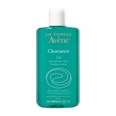 Buy this soap-free cleanser for oily blemish-prone skin, Avène Cleanance Cleansing Gel from Sanareva, your online health and beauty store. Oily Skin Care, Acne Prone Skin, Avene Cleanance Gel, Oily Skin Routine, Eau Thermale Avene, French Pharmacy, Best Face Wash, Skin Secrets, Skin Tips