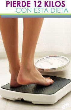Consigue tu peso ideal comiendo de forma saludable con esta dieta. ¿Lista para iniciar el reto? #Adelgazar #EnForma