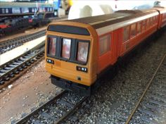 142 013 in GM jaffa cake by Hornby  Acquired from friend on Faceb00k 04/10/16