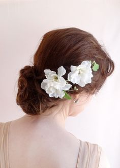 Industrious Golden Branches Ceramic Flower Headband Hairpins Suit Wedding Tiara Hair Decoration For Brides Wedding Hair Accessories Highly Polished Jewelry & Accessories