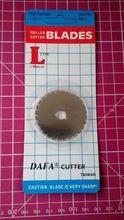 Ferramentas de bricolage DAFA Marca Peças De Costura Boa Qualidade Breakpoint Lâmina do Cortador Rotativo 45mm Made In Taiwan(China (Mainland))