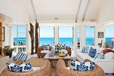 Love...Malibu Beach House #splendidsummer