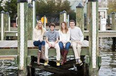 Sheehan Family Portraits | Annapolis, Maryland