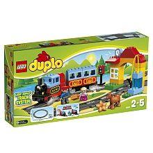 LEGO DUPLO - 10507 Eisenbahn Starter Set