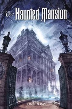 Haunted Mansion by Joshua Williamson https://www.amazon.com/dp/1302900765/ref=cm_sw_r_pi_dp_c-HJxb70F6XSV
