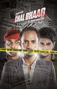 Chal Bhaag 2014 is a Upcoming Hindi bollywood Action, Comedy Movie Movies To Watch Hindi, Hindi Movies Online, Bollywood Posters, Bollywood News, Comedy Movies, Films, Deepak Dobriyal, Music Video Song, Watches Online
