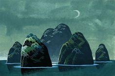 Islands by Duque Yvan