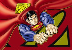 Superman Logo Series by Thuddleston on DeviantArt Superman And Lois Lane, Superman Man Of Steel, Superman Wonder Woman, Supergirl Superman, Batman Vs Superman, Superman Stuff, Superman Family, Batman Logo, Superhero Pop Art