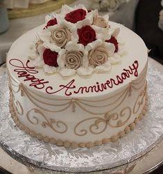 Happy Anniversary Cake Images for Whatsapp Happy Marriage Anniversary Cake, Anniversary Cake Pictures, Anniversary Cake With Photo, 40th Anniversary Cakes, Anniversary Cake Designs, Aniversary Cakes, Happy Wedding Anniversary Wishes, Romantic Anniversary, Anniversary Funny
