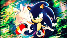 sonic the hedgehog   Sonic the Hedgehog by Light-Rock
