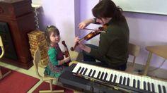 Скрипка   Фиолетовая Корова