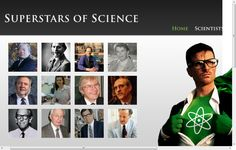 Discover the Worlds Greatest Scientists - Superstars of Science