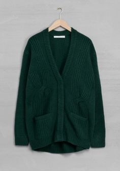 WOOL CARDIGAN & Other Stories