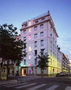 HI HOTEL, Nizza,