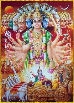 Bhagavad Gita Chapter 6 Verse 29 - TemplePurohit.com  sarva-bhūta-stham ātmānam sarva-bhūtāni cātmani īksate yoga-yuktātmā sarvatra sama-darśanah  Word Meanings: sarva-bhūta-stham  situated in all beings; ātmānam  the Supersoul; sarva  all; bhūtāni  entities; ca  also; ātmani  in the Self; īksate  does see; yoga-yukta-ātmā  one who is dovetailed in Krsna consciousness; sarvatra  everywhere; sama-darśanah  seeing equally.  Explanation: Lord Krishna in this verse presents the four-fold…