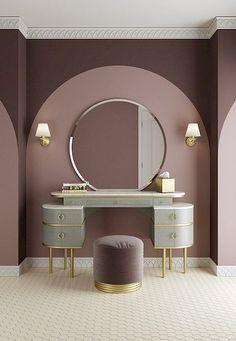 Art Deco Bedroom, Bedroom Decor, Bedroom Ideas, Ikea Bedroom, Bedroom Modern, Bedroom Vintage, Bedroom Bed, Bedroom Inspiration, Bedroom Furniture